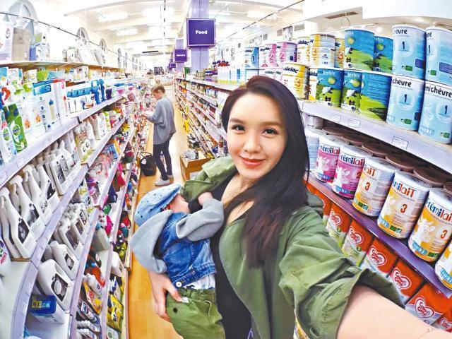 官恩娜(圖)早前在酒店餵人奶被歧視,Jade希望大家給多點包容。資料圖片