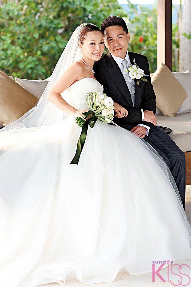 2009年Jade與楊長智結婚,七年後才懷上第一個B。