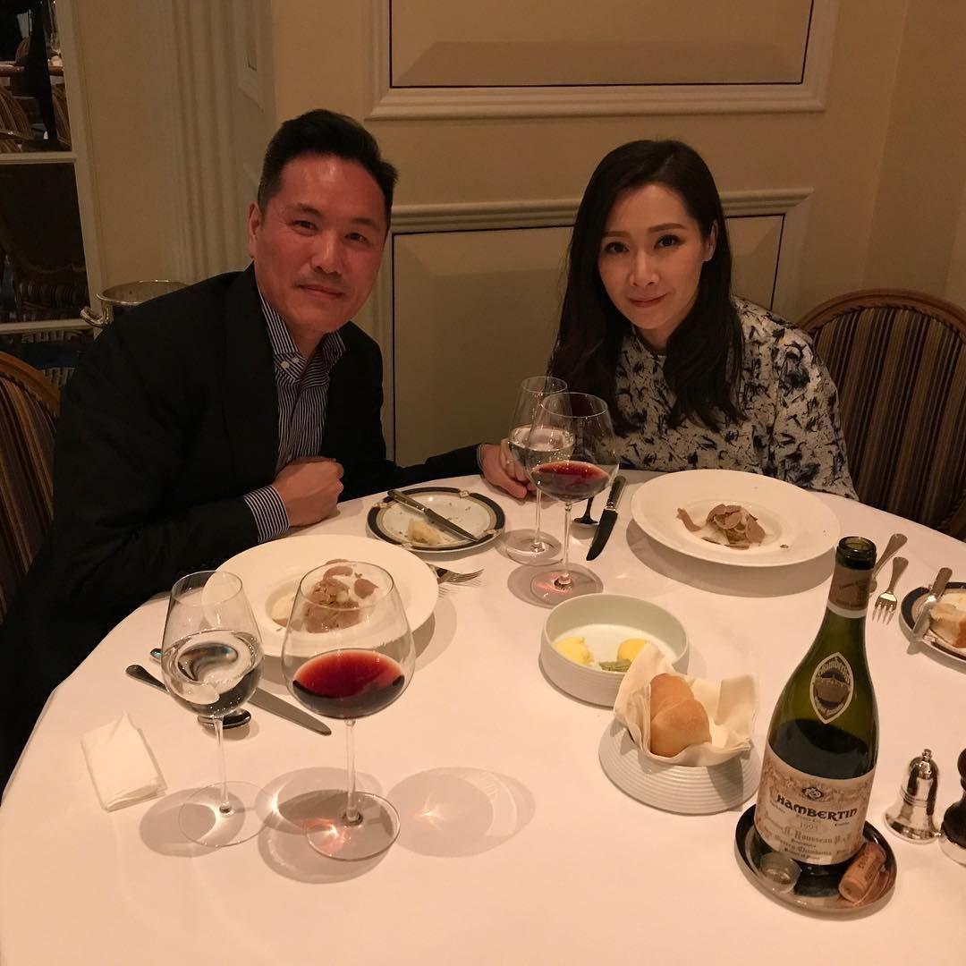 2017年11月10日 Sunday Kiss 感激蔡一智夫婦撮合 關心妍:沒有你們,便沒有我們m