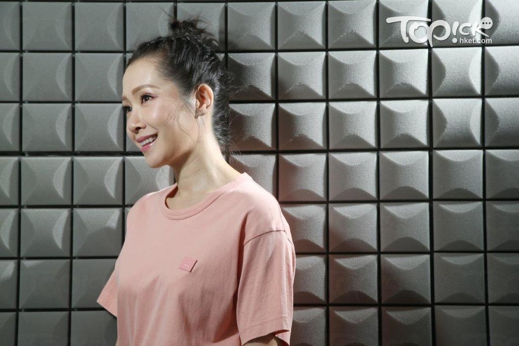 關心妍最近開設了音樂治療學院。(陳智良攝)