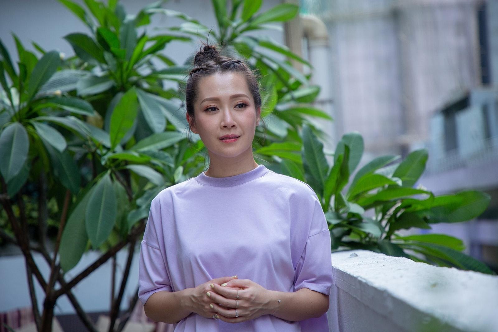 2018年9月4日 香港01 關心妍積極貢獻社會k