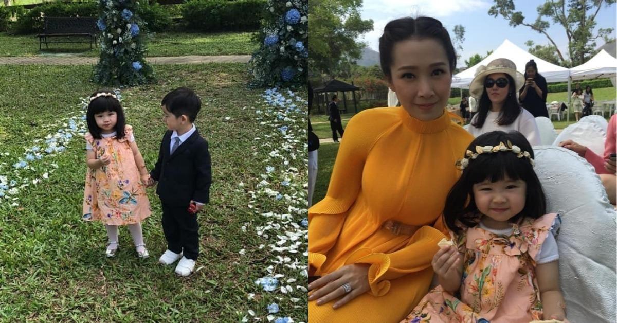 2018年10月25日 明周娛樂 結婚9周年還在熱戀中 關心妍送囡囡返學當慶祝b