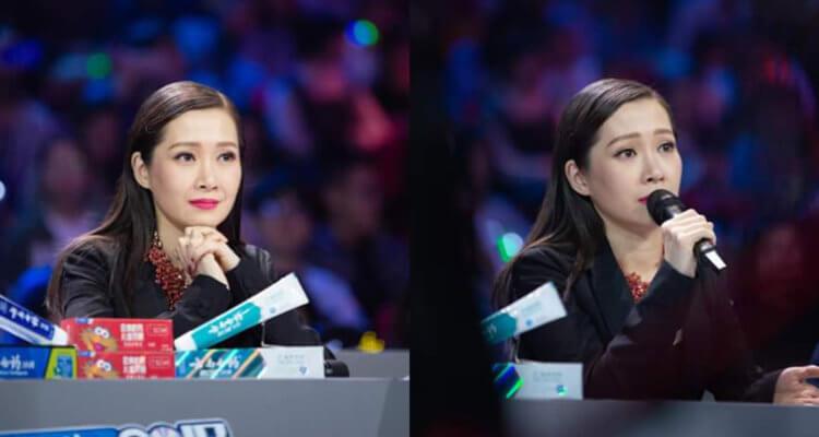 2018年12月3日 明周娛樂 內地歌迷舉牌支持 關心妍唱16年前出道作b